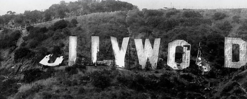 Hollywood Sign, 1978